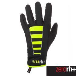 ZeroRH+ 義大利 CODE 專業防風保暖自行車手套(螢光黃) ICX9173_917