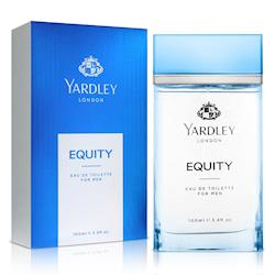YARDLEY 雅麗 清爽平衡男性淡香水(100ml)