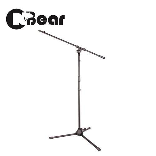 CNBear K-321B 麥克風架 黑色款 台製品牌【敦煌樂器】