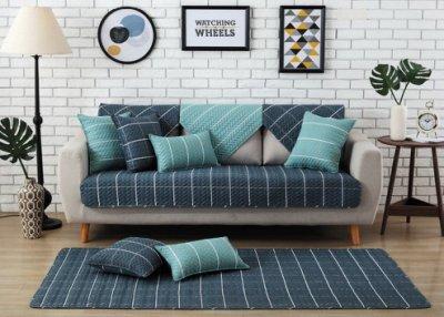 沙發墊【RS Home】[70x180cm] 沙發墊沙發巾沙發罩床墊床前墊床旁電視櫃墊客廳地墊 [北歐典藏]
