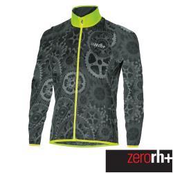ZeroRH+ 義大利專業輕量風衣(黑/螢光黃) SSCX563_R91