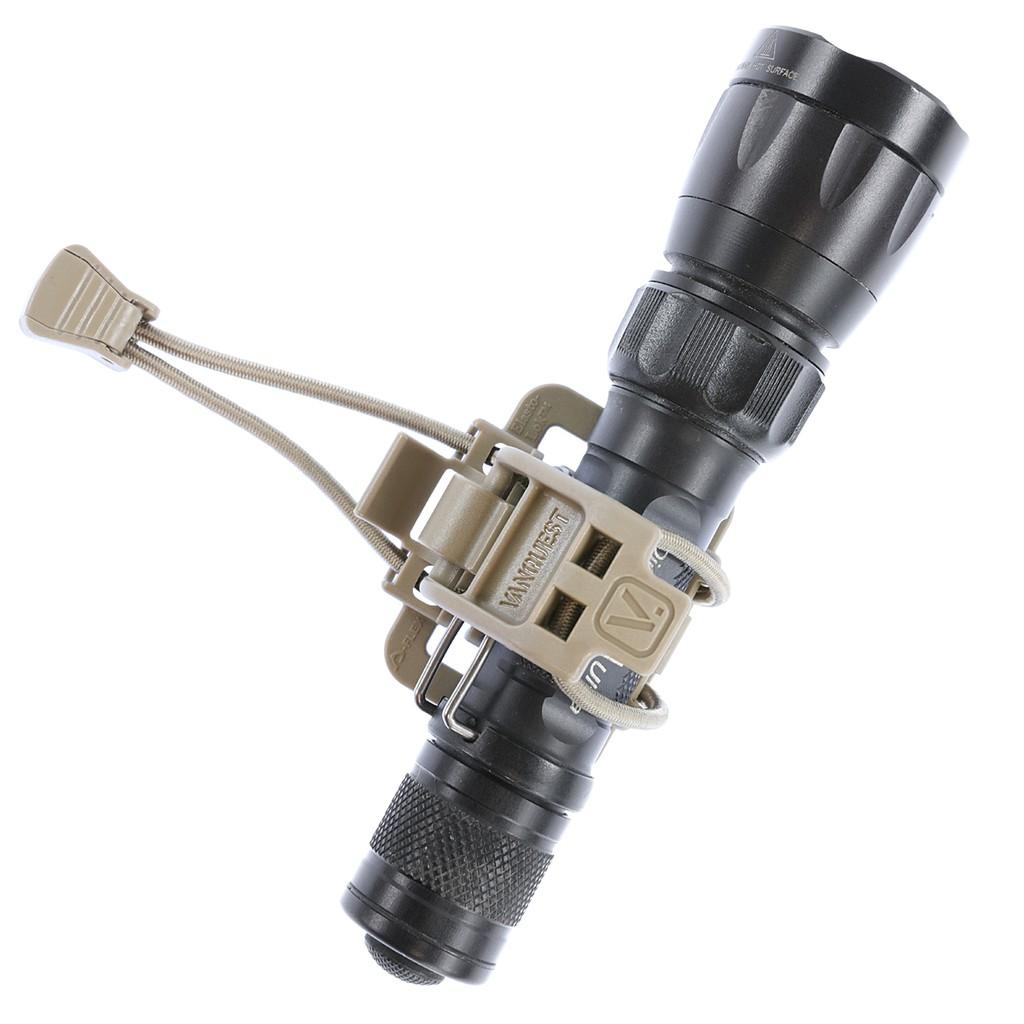 軍規 Duraflex多耐福 VANQUEST方塊石ELASTO GEAR LOCKS 裝備固定扣(兩個裝)