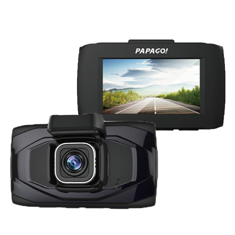 【免運現貨】PAPAGO GOSAFE 30G GPS高畫質行車紀錄器 【加贈16G記憶卡】