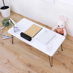 頂堅 寬80x深40x高31公分-折疊桌 野餐桌 摺疊桌 和室桌 休閒桌 矮桌-二色可選