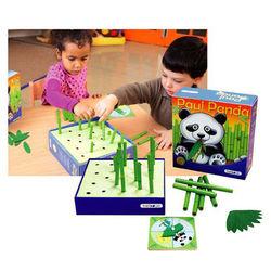 【華森葳兒童教玩具】益智邏輯系列-貓熊保羅 K2-B22322