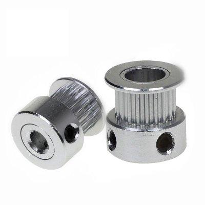 3D印表機皮帶 同步皮帶輪 2GT-20齒帶寬6毫米 GT2傳動皮帶輪 ( 16齒 內孔 5mm ) w132 [900