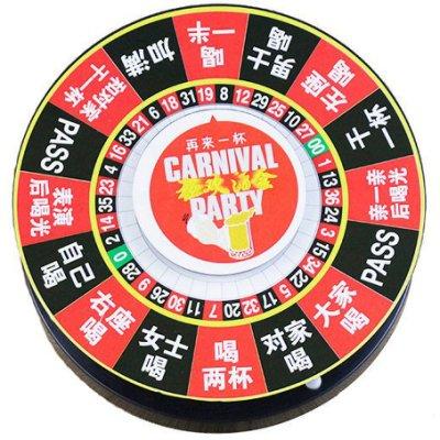 電動轉盤 輪盤 桌遊 KTV 酒吧 夜店 喝酒娛樂處罰