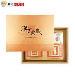 華陀扶元堂 天官雙蔘禮盒1盒(高麗蔘茶包35包+東洋蔘茶包35包)