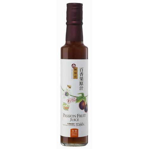 陳稼莊 百香果原汁(加糖) 250ml/瓶