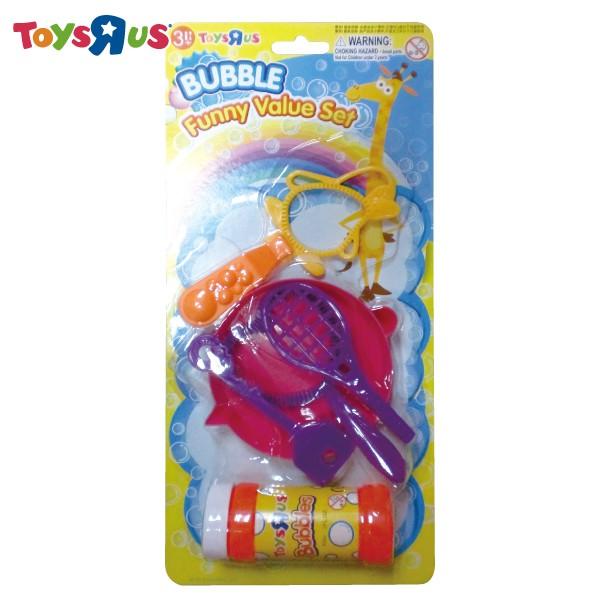 玩具反斗城 超級趣味泡泡水組