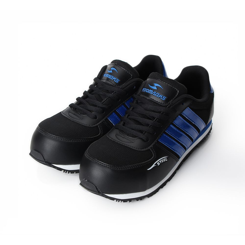 PROMARKS 多功能塑化鋼頭鞋 黑 男鞋 鞋全家福