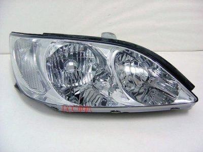 【UCC車趴】TOYOTA 豐田 CAMRY 02-03 原廠型 晶鑽大燈 (TYC製品) 一組3600