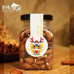 午後小食光-低溫烘焙原味杏仁(170g/罐)