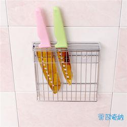 OHKINA隨手貼系列_廚房菜刀/刀具置物架組