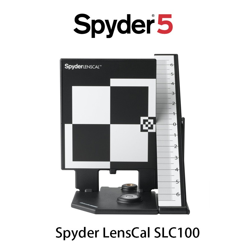 Datacolor Spyder LensCal SLC100 移焦校正工具 對焦 測焦 調焦 攝影棚 公司貨 酷BEE