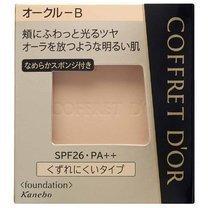 Kanebo佳麗寶~COFFRET D'OR光透色粉餅UV ~9.5g~出清色號OCC