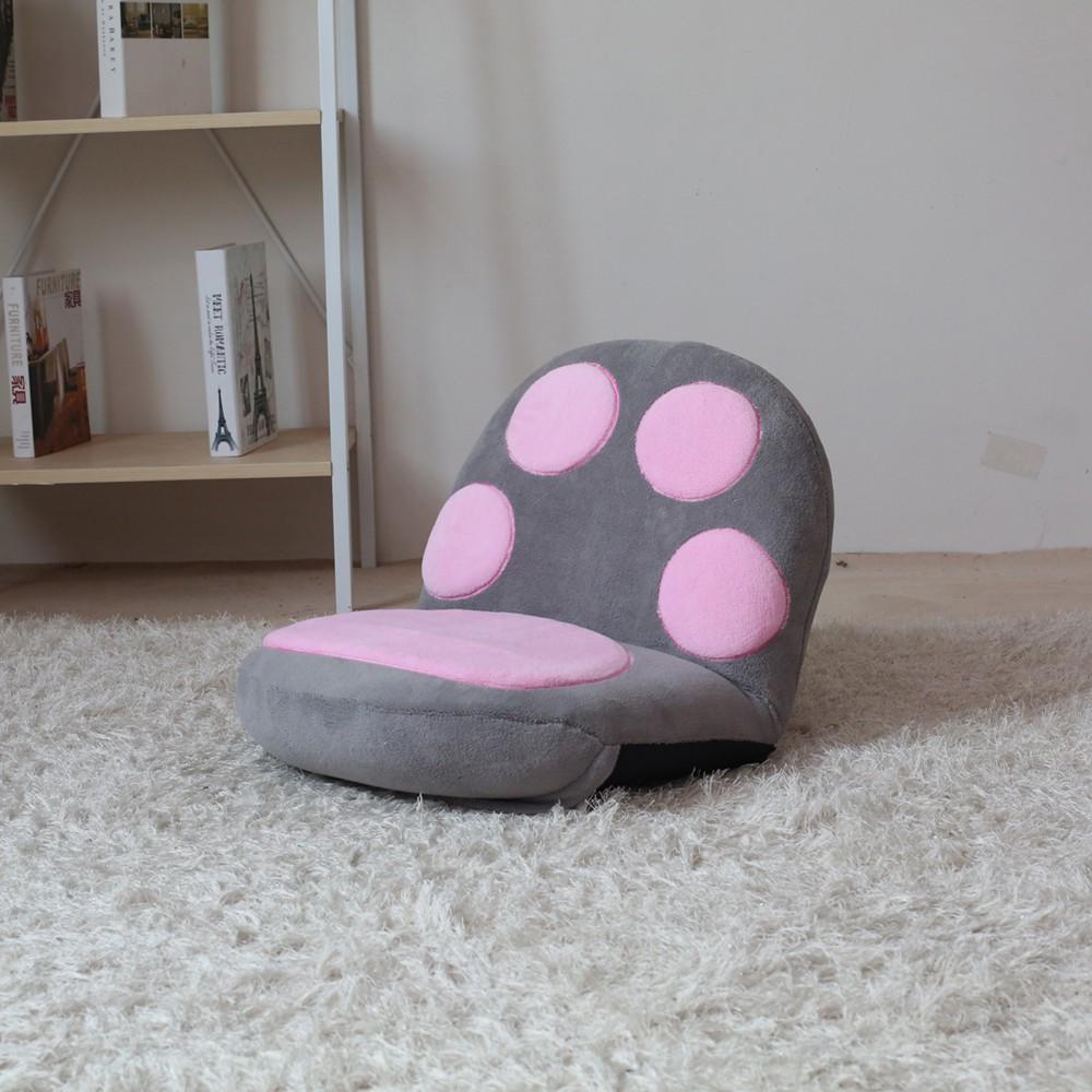 【6138】熊掌和室椅 五段式 沙發椅 和室椅 座墊 椅凳 躺椅(兩色)