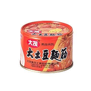《大茂》大土豆麵筋170g(3入)