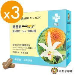 【京都念慈菴】葉黃素+漢方石斛 X3盒