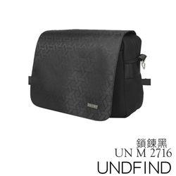 UNDFIND UN-2716(M) 時尚多功能攝影包-鎖鍊黑 UN-2716-M1