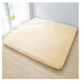 全サイズ均一価格。綿95%のびのびシーツ(マットレス。敷布団兼用)(ファミリーサイズ) 敷き布団カバー