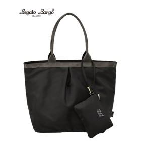Legato Largo(レガートラルゴ)はっ水10ポケットトートバッグ(A4対応) トートバッグ・手提げバッグ