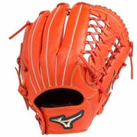 【送料無料】 ミズノ 野球 左利き一般グローブ ナンシキNB セレクト9 1AJGR20807 52H メンズ スプレンディッドオレンジ
