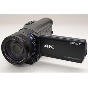 [中古] SONY デジタル4Kビデオカメラレコーダー ハンディカム FDR-AX100