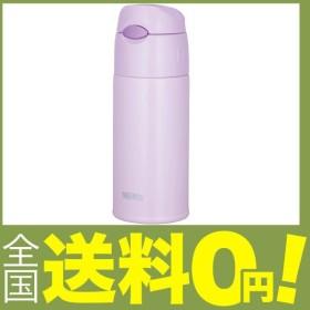 サーモス 水筒 真空断熱ストローボトル ライトパープル 400ml FHL-401 LPL