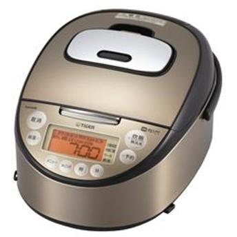 炊飯器 IH式 「炊きたて」1升 tacook パールブラウン JKT-J182TP