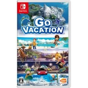 (中古)(Switch) GO VACATION(ゴーバケーション) (管理番号:381752)