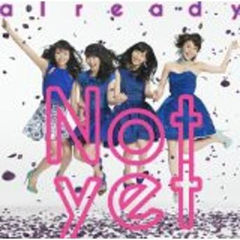 【中古】already [通常盤Type-C] [CD] Not yet; 大島優子; 指原莉乃; 北原里英; 横山由依 [管理