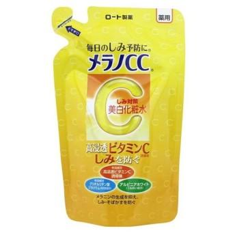 【医薬部外品】ロート製薬 メラノCC 薬用しみ対策 美白化粧水 詰め替え 170ml