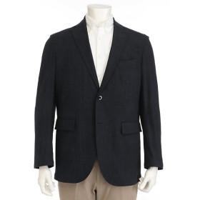 <OPUS> 【紳士大きいサイズ】【インターメッツォ】トリコットジャージジャケット(2419207044) 38ネイビー 【三越・伊勢丹/公式】