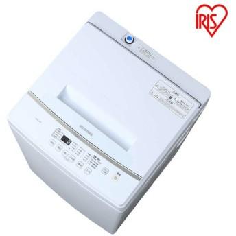 洗濯機 全自動洗濯機 6.0kg KAW-60A アイリスオーヤマ