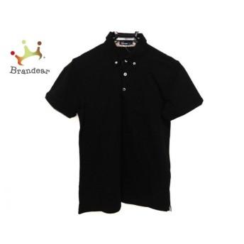フレッドペリー FRED PERRY 半袖ポロシャツ サイズL メンズ 黒 値下げ 20190915