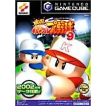 【中古】(GC) 実況パワフルプロ野球9 (管理:20029)