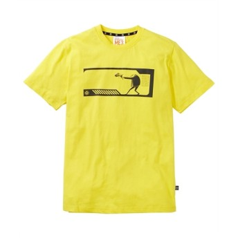 ミニオン 怪盗グルー プリント半袖Tシャツ Tシャツ・カットソー