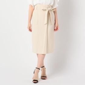 [マルイ]【セール】リボン付きラップ風スカート/ノーリーズ レディース(NOLLEY'S)