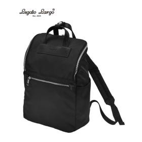 Legato Largo(レガートラルゴ)ハンドル付11ポケットリュック(A4対応) リュック・バックパック・ナップサック, Bags, 鞄