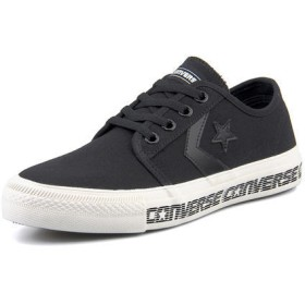 converse(コンバース) BOARDSTAR SK OX メンズスニーカー(ボードスターSKOX) 1CL494 ブラック ローカット