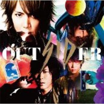 【中古】OUTSIDER(初回生産限定盤B)(DVD付) / シド【管理:528587】