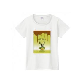 レモン・レモネードフレーバー Tシャツ(women)
