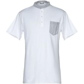 《期間限定セール開催中!》DANIELE ALESSANDRINI メンズ T シャツ ホワイト S コットン 100%