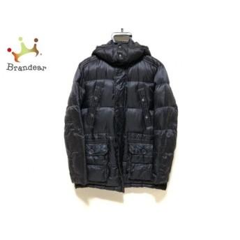 ニジュウサンク オム 23区 HOMME ダウンジャケット サイズ48 XL メンズ 黒 冬物 新着 20190620