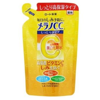 【医薬部外品】ロート製薬 メラノCC 薬用しみ対策 化粧水 しっとり 詰め替え 170mL