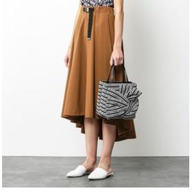 【EPOCA:スカート】ツイストストレッチ スカート
