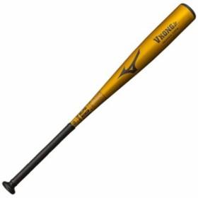 【送料無料】 ミズノ 野球 少年軟式メタルバッド VKONG JR 1CJMY11878 50 ボーイズ ゴールド
