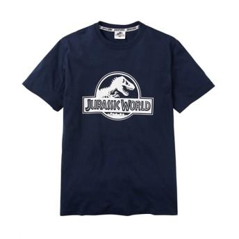 JURASSIC WORLD(ジュラシックワールド) プリント半袖Tシャツ Tシャツ・カットソー