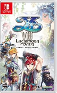 中古】 イース8 Lacrimosa of DANA Nintendo Switch ソフト